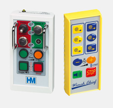 HM Remote control for logging